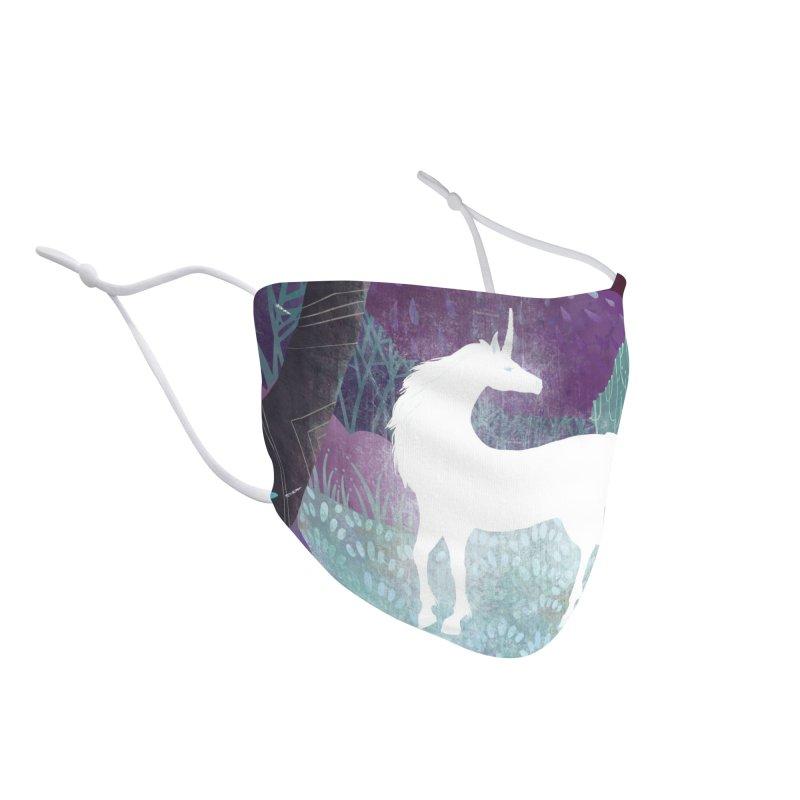 The Last Unicorn Accessories Face Mask by BeesAnts's Artist Shop