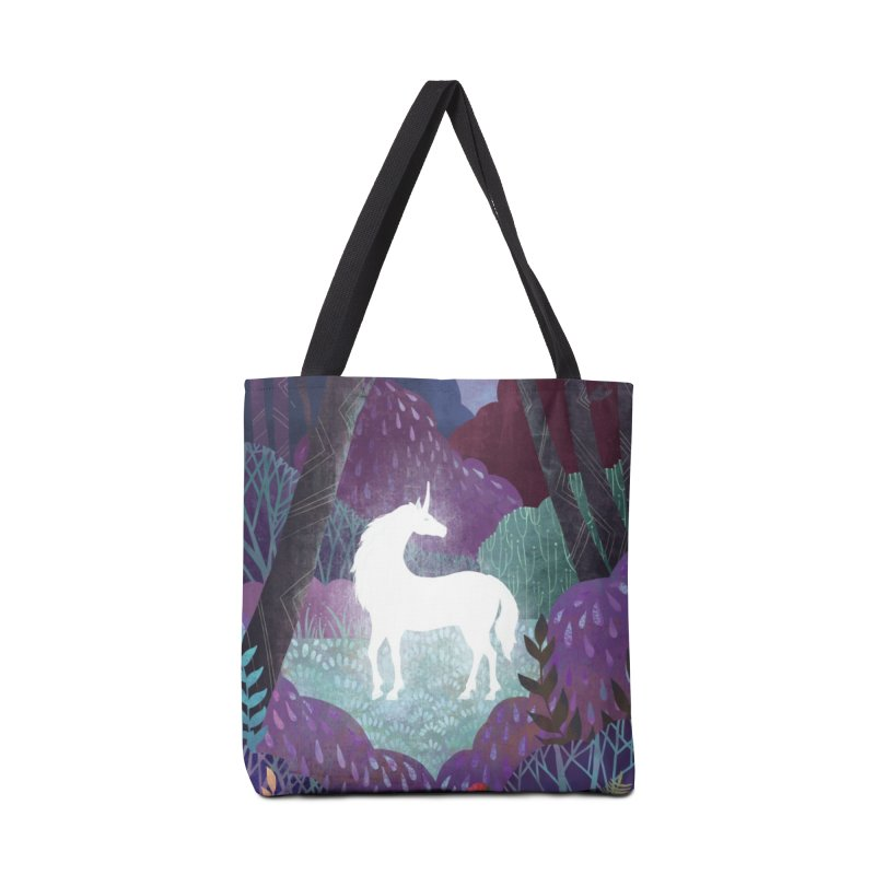 The Last Unicorn Accessories Bag by BeesAnts's Artist Shop