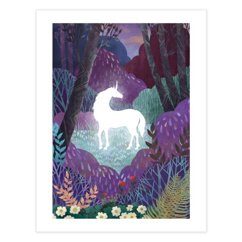 The Last Unicorn Home Fine Art Print by BeesAnts's Artist Shop