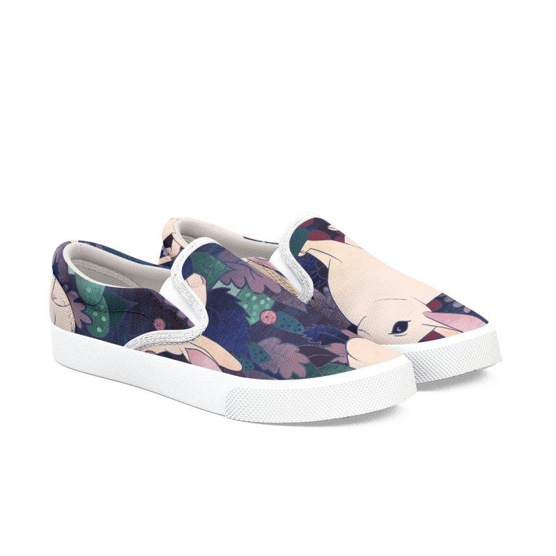 Rabbits Women's Shoes by BeesAnts's Artist Shop