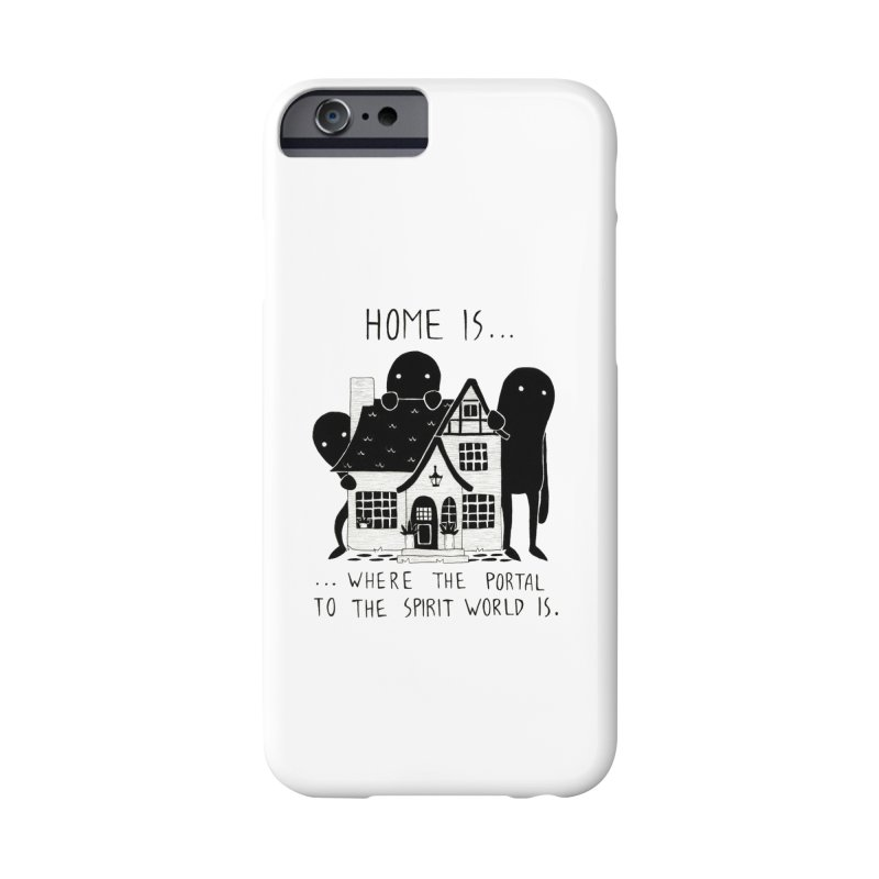 Home Accessories Phone Case by Behemot's doodles