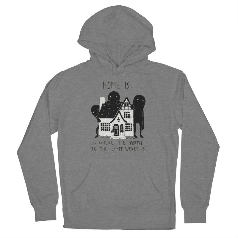 Home Women's Pullover Hoody by Behemot's doodles