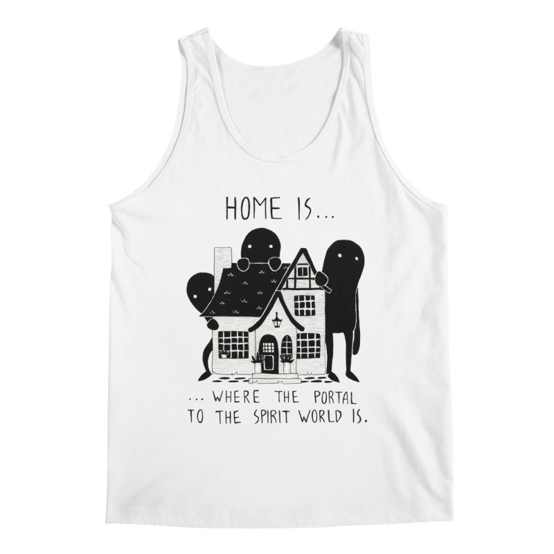 Home Men's Tank by Behemot's doodles