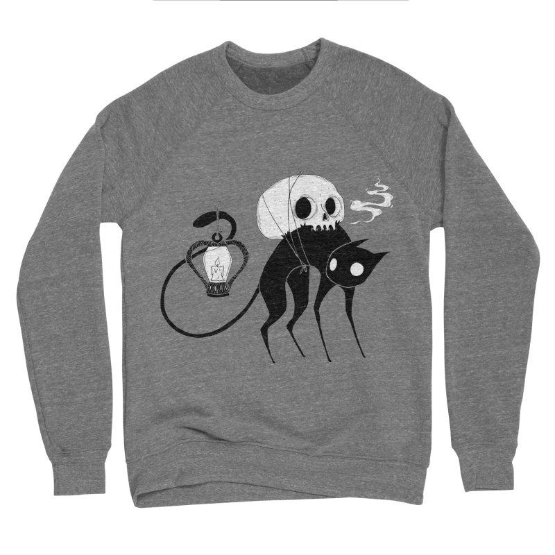 The Familiar Women's Sweatshirt by Behemot's doodles