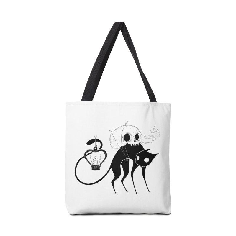 The Familiar Accessories Bag by Behemot's doodles