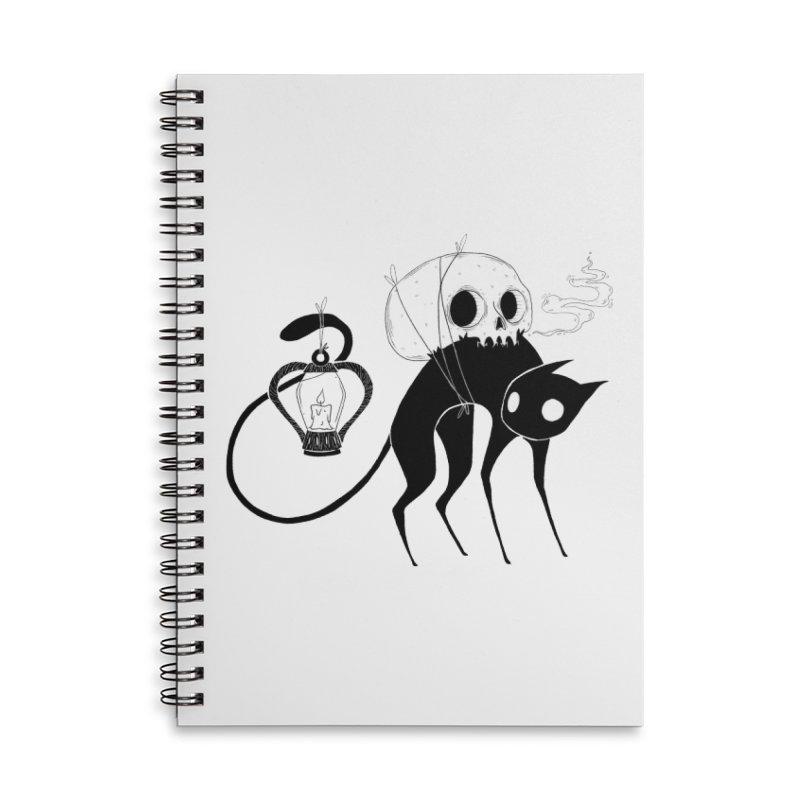 The Familiar Accessories Notebook by Behemot's doodles