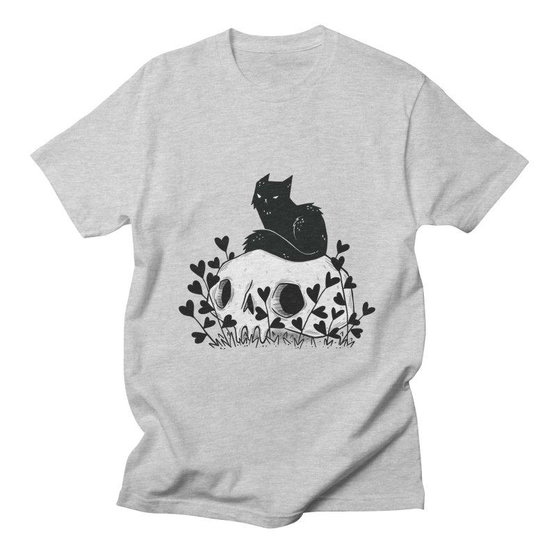 Hater Men's T-Shirt by Behemot's doodles