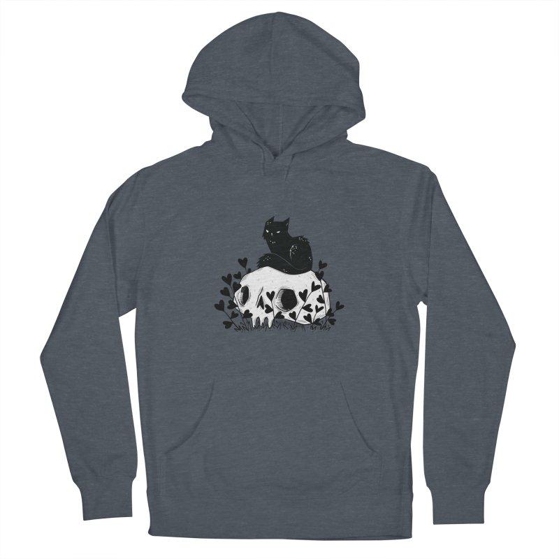 Hater Men's Pullover Hoody by Behemot's doodles