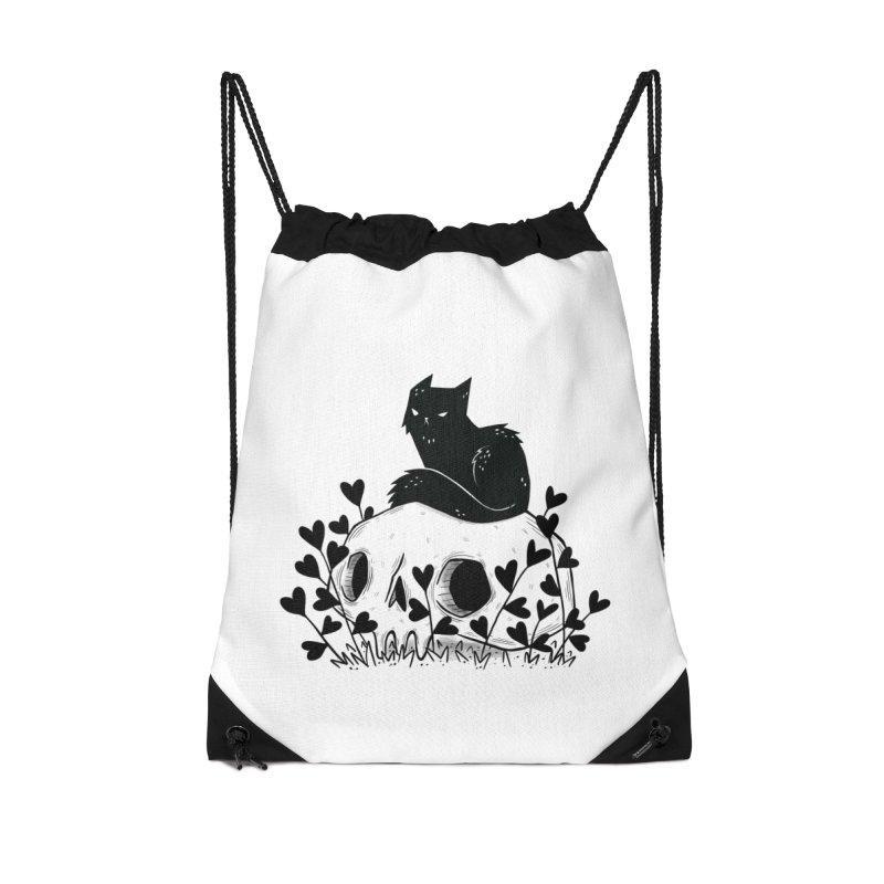 Hater Accessories Bag by Behemot's doodles