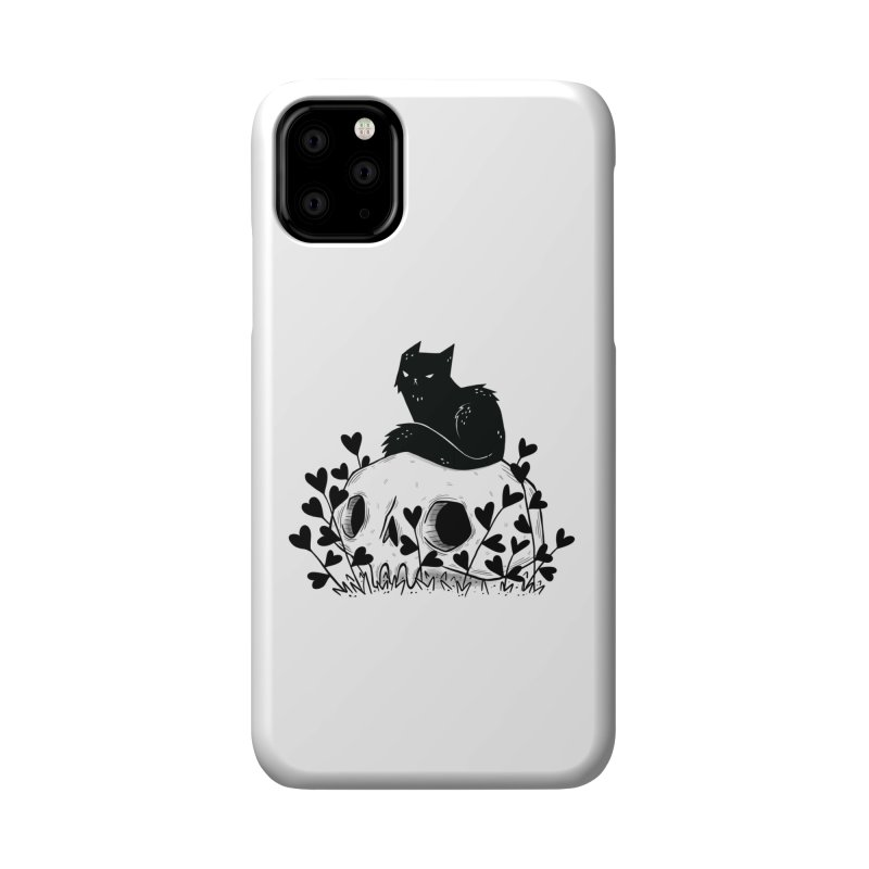 Hater Accessories Phone Case by Behemot's doodles