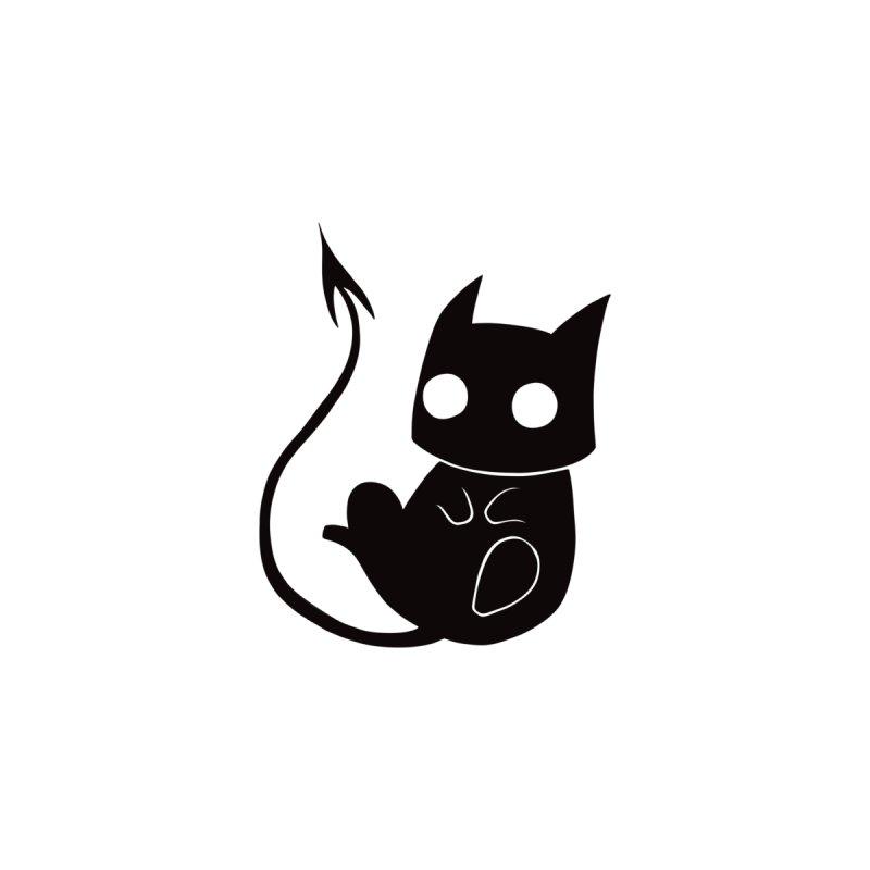Demon cat by Behemot's doodles