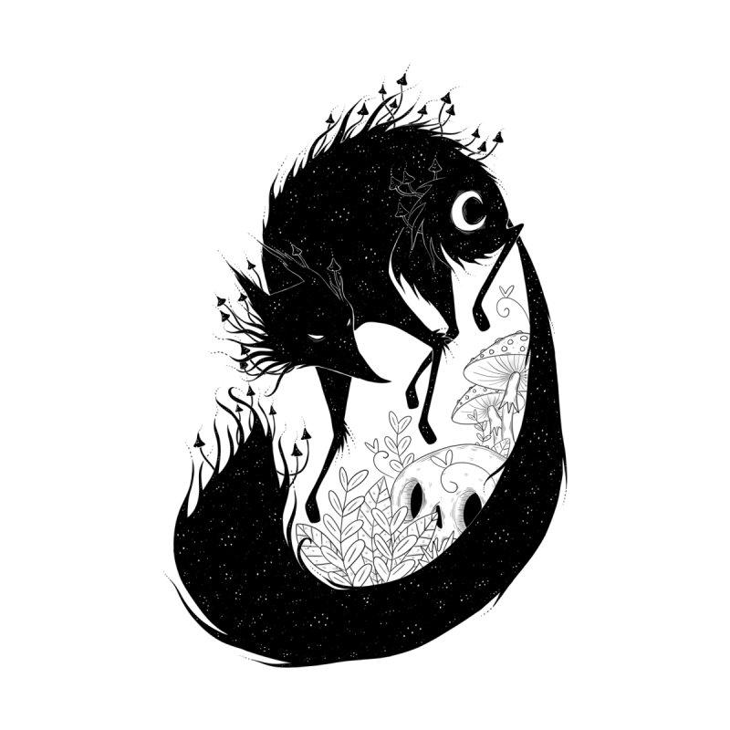 Spirit fox by Behemot's doodles