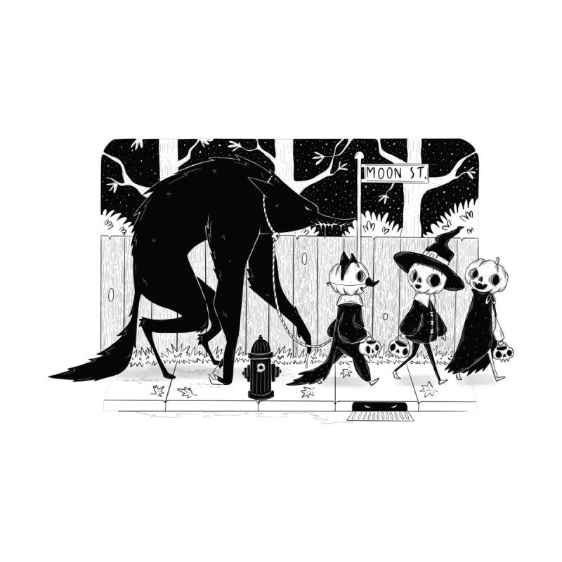 Werewolf by Behemot's doodles