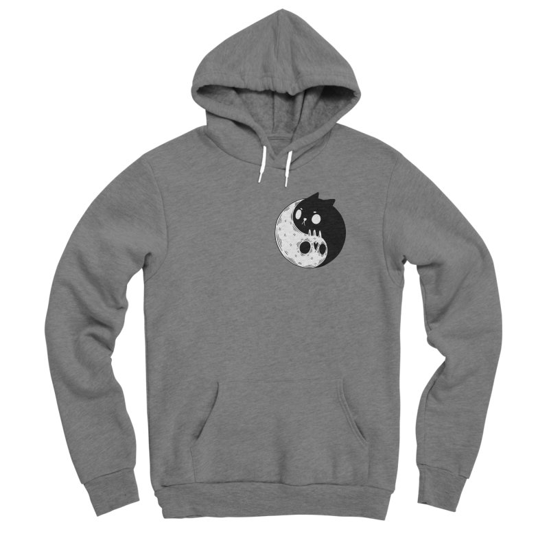 The Cycle Men's Pullover Hoody by Behemot's doodles
