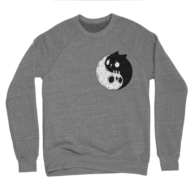 The Cycle Men's Sweatshirt by Behemot's doodles