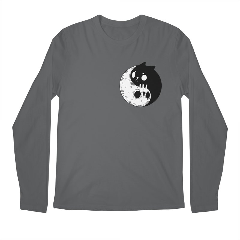 The Cycle Men's Longsleeve T-Shirt by Behemot's doodles