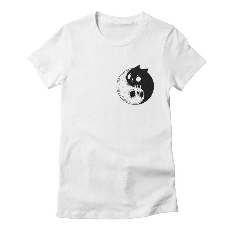 The Cycle Women's T-Shirt by Behemot's doodles