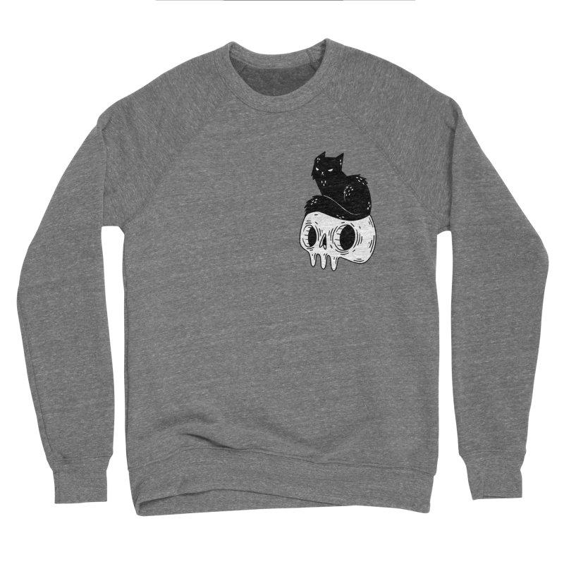 Twin Cat #1 Women's Sweatshirt by Behemot's doodles
