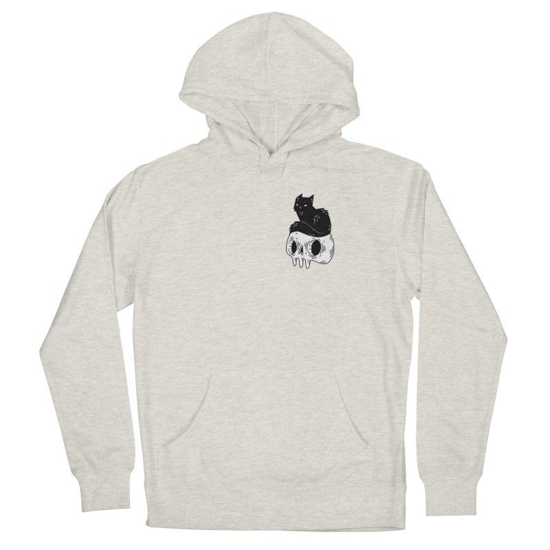 Twin Cat #1 Men's Pullover Hoody by Behemot's doodles