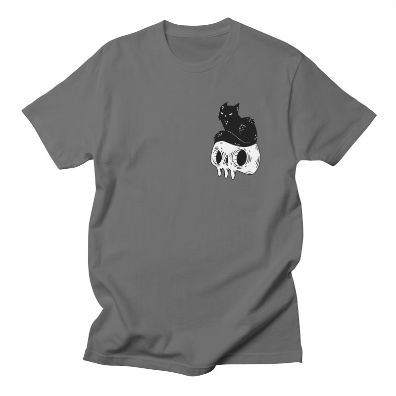 Twin Cat #1 Men's T-Shirt by Behemot's doodles