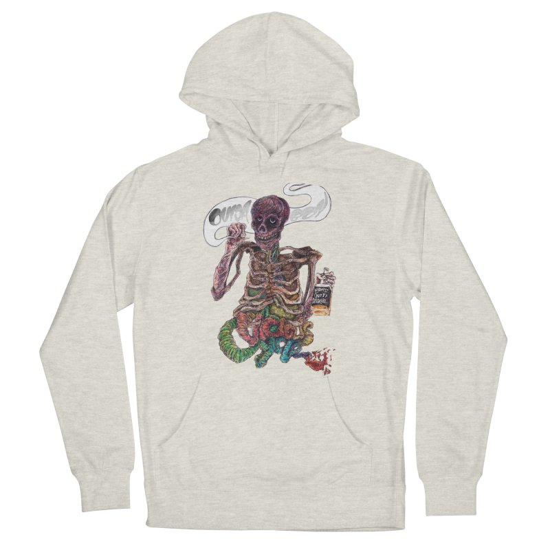 Midwest Deathcore Men's French Terry Pullover Hoody by ILLnoise