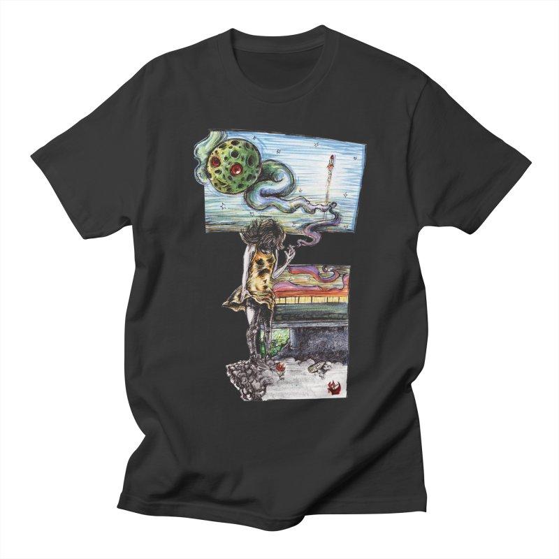 Liberty Men's Regular T-Shirt by ILLnoise