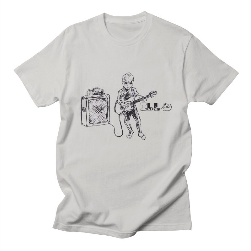 Phone Home Men's T-Shirt by ILLnoise