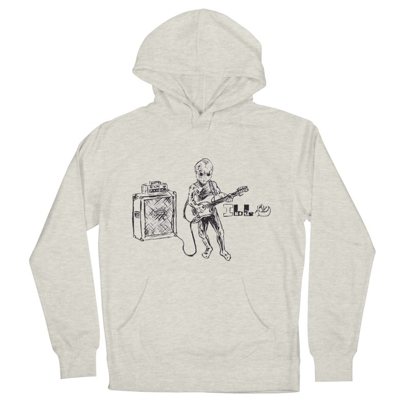 Phone Home Men's French Terry Pullover Hoody by ILLnoise