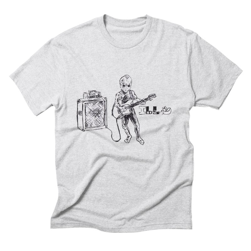 Phone Home Men's Triblend T-Shirt by ILLnoise