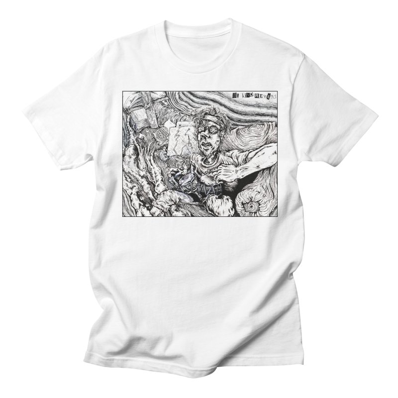 Bro Men's Regular T-Shirt by ILLnoise