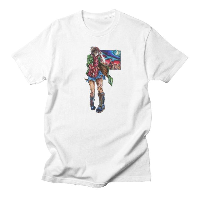 whatshername Men's Regular T-Shirt by ILLnoise