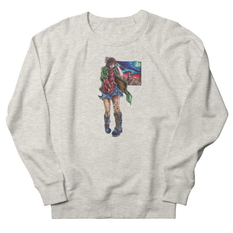 whatshername Men's French Terry Sweatshirt by ILLnoise