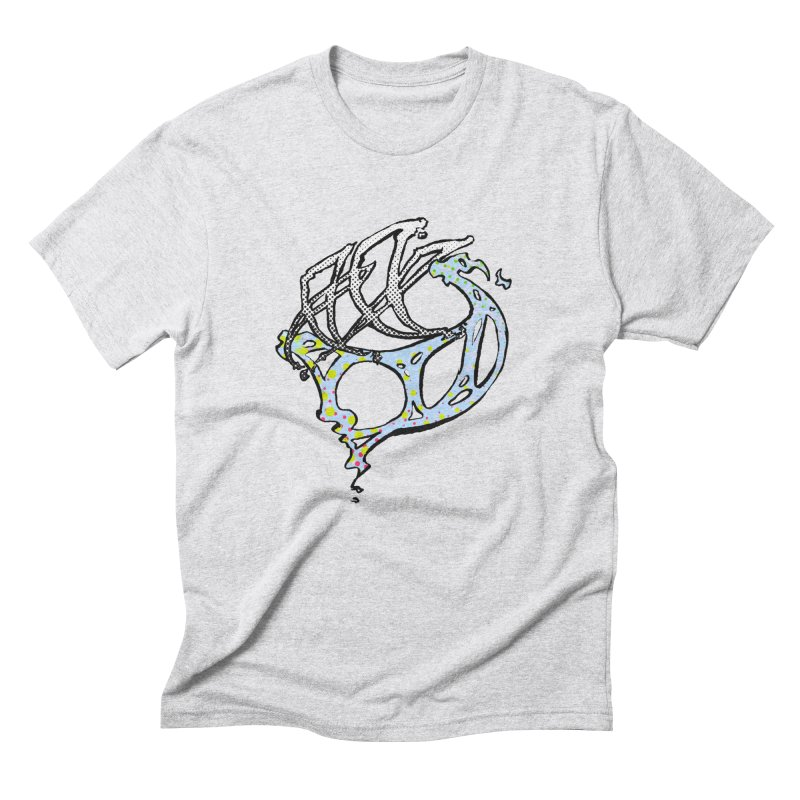 Slime Time Men's Triblend T-Shirt by ILLnoise