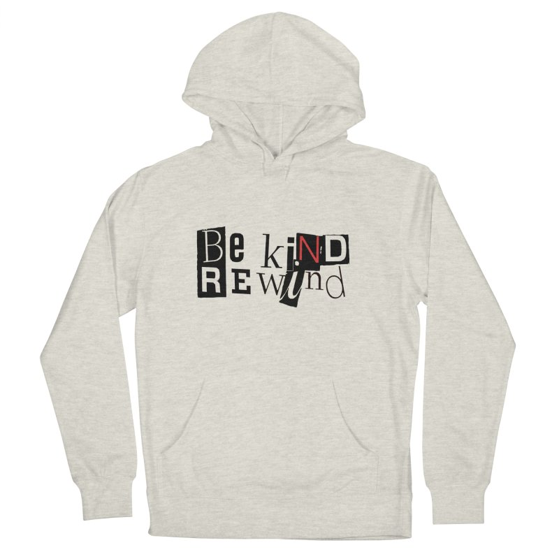 0_o Men's French Terry Pullover Hoody by ILLnoise