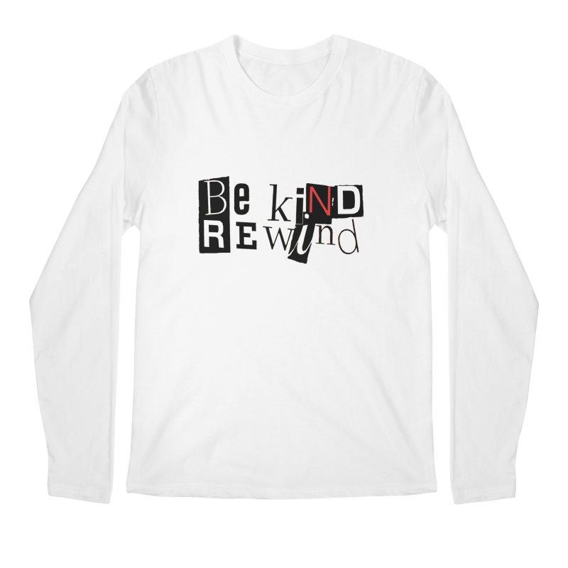 0_o Men's Regular Longsleeve T-Shirt by ILLnoise