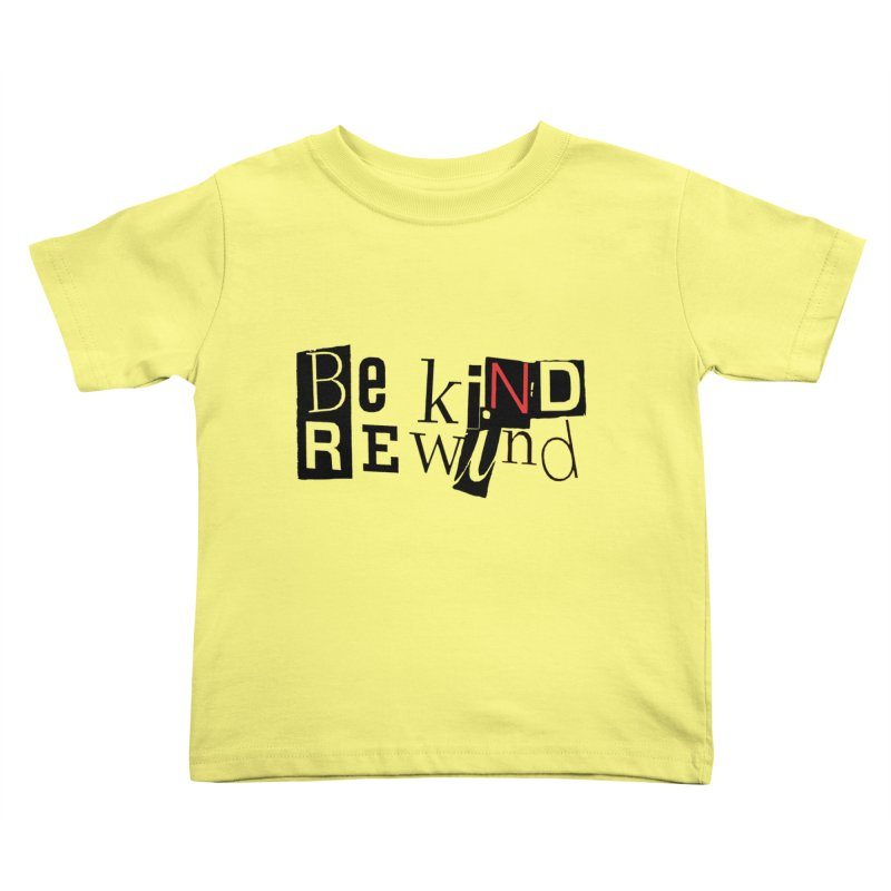 0_o Kids Toddler T-Shirt by ILLnoise