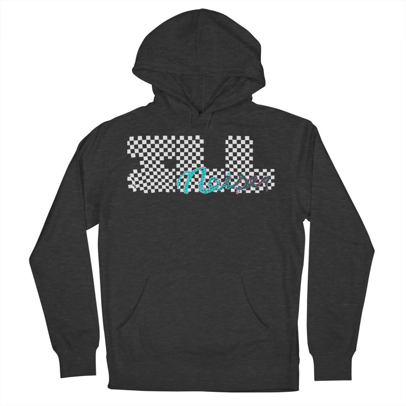 Vice City Men's French Terry Pullover Hoody by ILLnoise