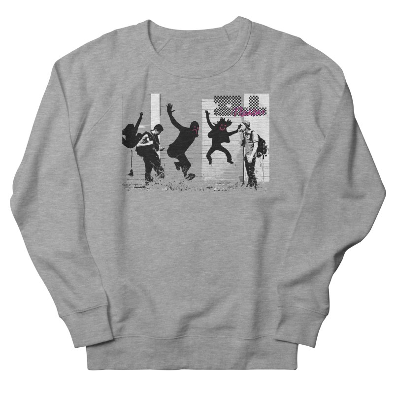 Dusty Old Bones Men's French Terry Sweatshirt by ILLnoise