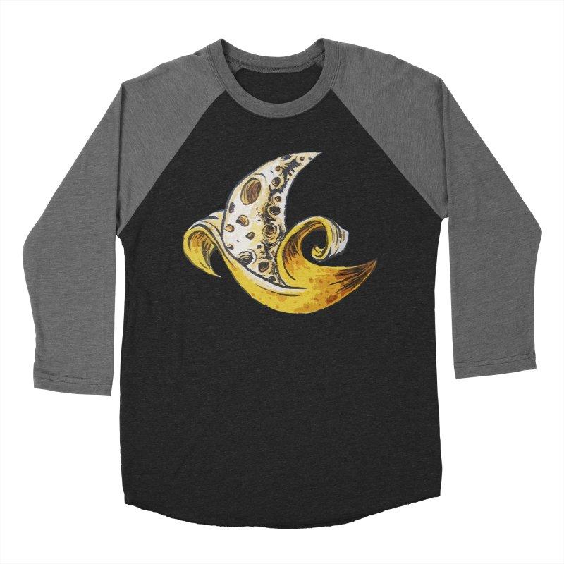 Satire Women's Baseball Triblend Longsleeve T-Shirt by ILLnoise