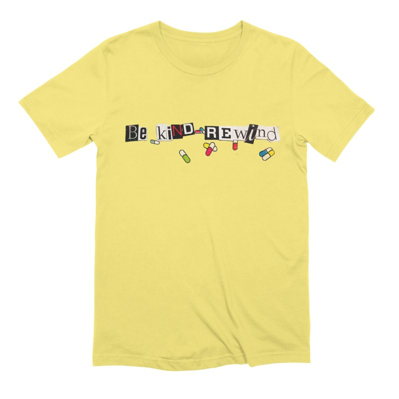 BE KIND Men's Extra Soft T-Shirt by ILLnoise