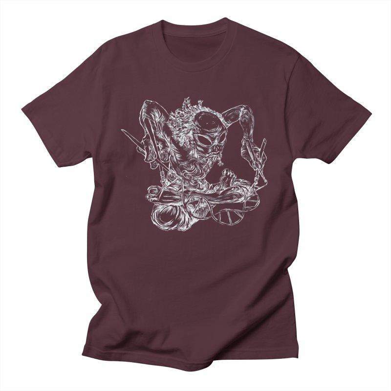 X Women's Regular Unisex T-Shirt by ILLnoise