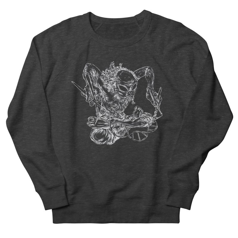 X Men's French Terry Sweatshirt by ILLnoise