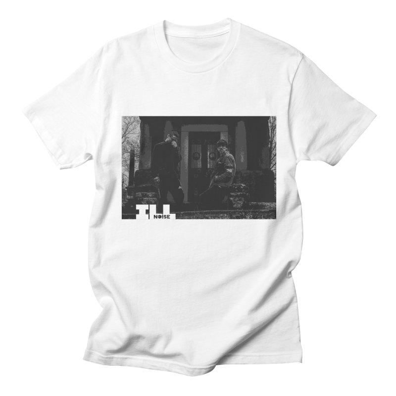 Cemetery City Men's Regular T-Shirt by ILLnoise