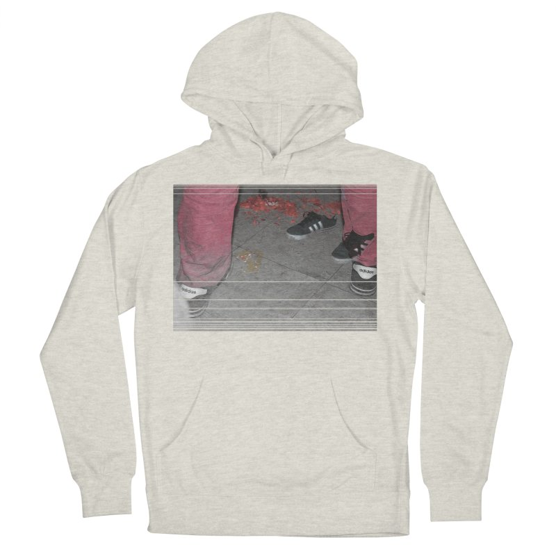 New Disease OG Men's French Terry Pullover Hoody by ILLnoise