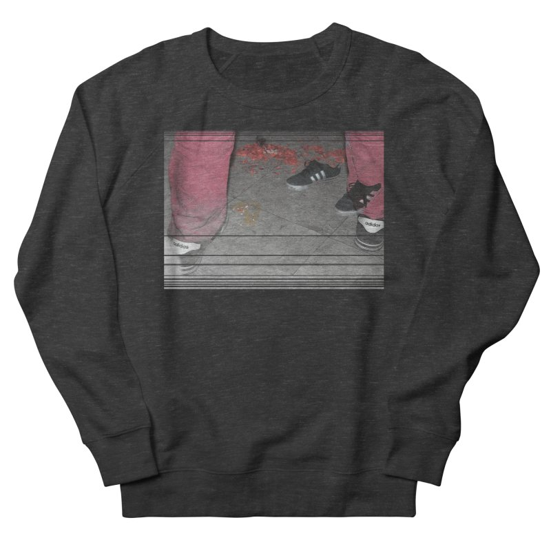 New Disease OG Women's French Terry Sweatshirt by ILLnoise