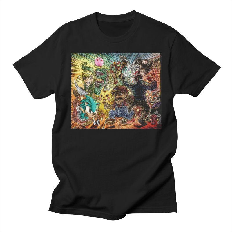 SMASH'd bois Men's T-Shirt by ILLnoise