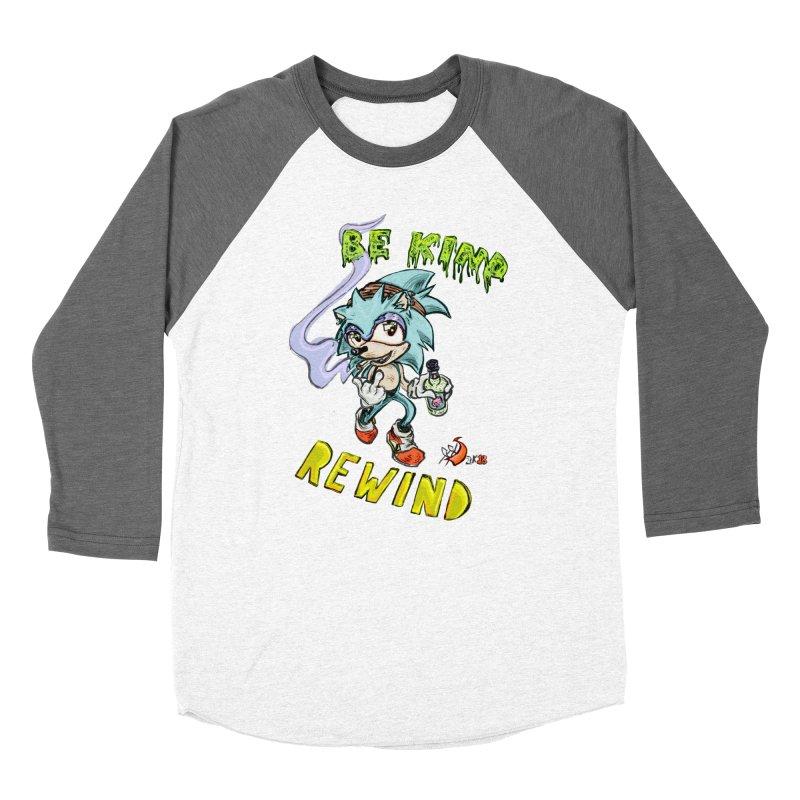 Adventure 3 Men's Baseball Triblend Longsleeve T-Shirt by ILLnoise