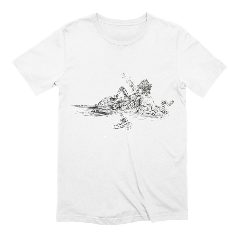 Castaway Men's Extra Soft T-Shirt by ILLnoise