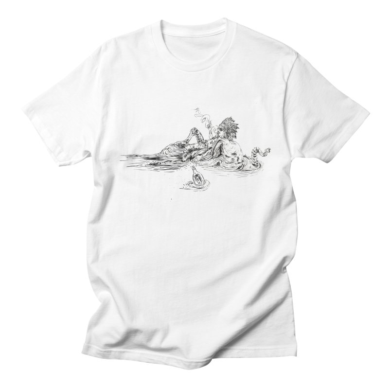 Castaway Women's Regular Unisex T-Shirt by ILLnoise
