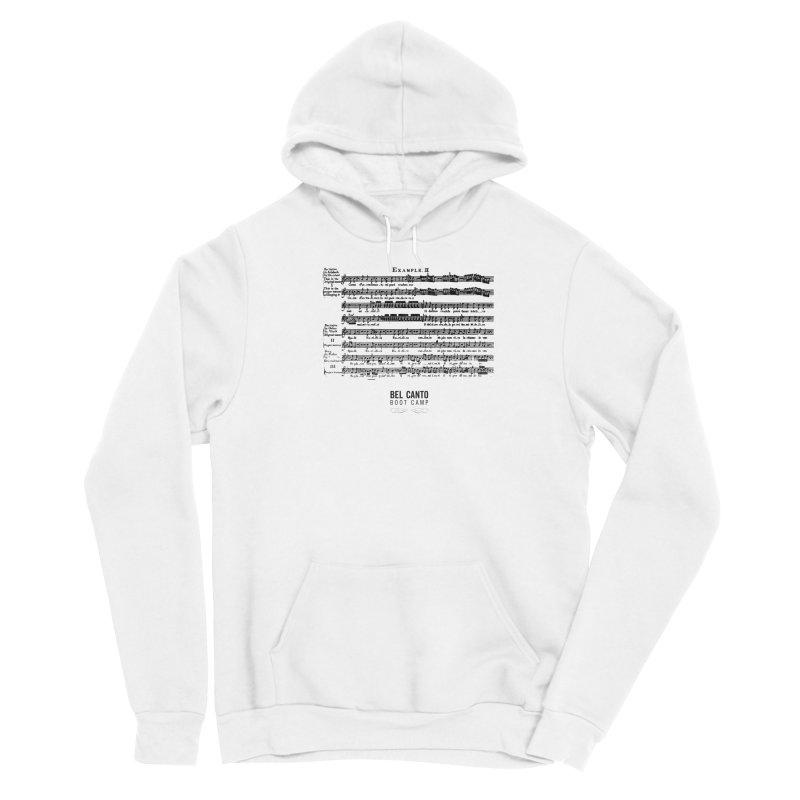 Corri Men's Pullover Hoody by belcantobootcamp's Artist Shop